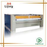 Máquina passando do rolo industrial comercial do equipamento de lavanderia