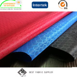 Jacquardwebstuhl PU beschichtete Beutel-Gewebe 100% Polyester-Oxford-FDY 400d mit Fußball-Entwurf