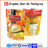 Pas de Druk Gelamineerde Zakken van het Voedsel van de Snack Plastic Verpakkende aan