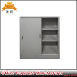 Ahorro de espacio pequeño deslizante Oficina Puerta archivo contenedor
