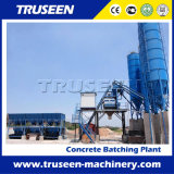 Экспорт Филиппиныы и тип конкретный смешивая завод подъема скипа Дубай Hzs35