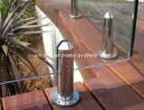 Edelstahl CNC-maschinell bearbeitentreppenhaus-Handlauf-Befestigungsteile (Zapfen)