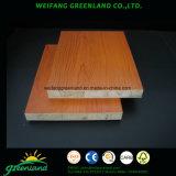 18mm Falcataのコアによって薄板にされるブロックのボードの家具の使用法