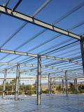 작업장을 가공하는 조립식 다층 건물 강철 구조물