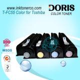 Toner Tfc55 T-FC55 de la copiadora del color para la original del estudio 5520c 6520c 6530c de Toshiba E