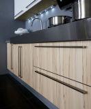 Europäische Art-einfacher Entwurfs-Melamin-Küche-Schrank-Möbel (zg-037)