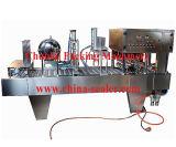 De Vullende en Verzegelende Machine van de pneumatische Kop