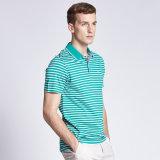 Chemise de polo bon marché sèche d'ajustement de type de mode Turquie pour les hommes
