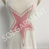 新しい玉が付くことのデザイン女性夏によって編まれるベスト(SOI1768)