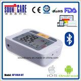 Moniteurs de la pression sanguine Bt4.0 avec l'homologation de FDA de la CE (BP80LH-BT)