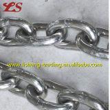 Chaîne de lien courte galvanisée par métal