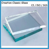 4-12mmの超明確なフロートガラスの余分明確なフロートガラス