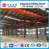 인도네시아에 있는 인도네시아 Market를 위한 Prefabricated Steel Structure Warehouse /Light Steel Frame Structure