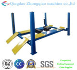 Auto-Aufzug des Cer-Bescheinigungs-hydraulischer Pfosten-vier