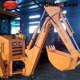 3900kg Wz25-16 hydraulische chinesische Löffelbagger-Ladevorrichtung