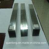 Edelstahl-Quadrat-Rohr der Qualitäts-TP304 Tp321 kaltgewalztes