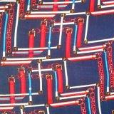 De afgedrukte Stof van het Rayon van de Popeline voor Kledingstukken van Fabrikant
