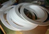 PTFE Blatt, Teflonblatt, Plastikblatt gebildet mit 100% Jungfrau-Teflonmaterial-, weißer und Schwarzerfarbe
