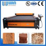 Taglierina acrilica di legno del laser della tagliatrice del documento di cuoio del MDF del panno