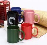De kleurrijke Ceramische Mok van China van het Been van de Kop van de Koffie 11oz
