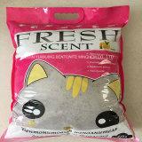 OEM 중국에 있는 손잡이 제조자를 가진 도매 고품질 벤토나이트 고양이 배설용상자