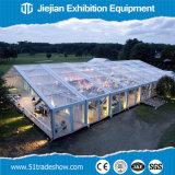 Шатер выставки высокого качества с дверью стеклянной стены и стекла