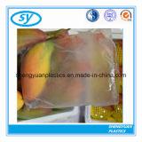 Sacs en plastique de nourriture de matériaux de Vrigin sur le roulis