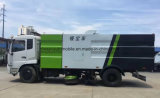 Dongfeng 4X2の熱い販売掃除人10トンの真空のクリーニングのトラック10のM3道