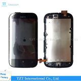 Samsungのための移動式かスマートなまたは携帯電話LCDの表示かNokiaまたはHuaweiまたはAlcatelまたはSony/LG/HTCスクリーン