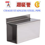 SUS201, 304 Stainless Steel Pipe for Doorjamb