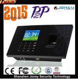 Comparecimento biométrico do tempo da impressão digital da segurança de sistema do comparecimento do empregado (JYF-C071)