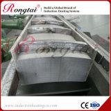 1.5トンの中間周波数の金属の溶ける鋳物場の炉
