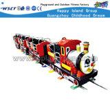 Поезд шаржа 4 мест электрический миниый ягнится напольное оборудование игры (HD-10402)