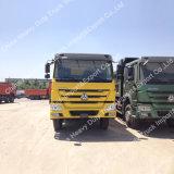 10 привод Уилера 6X4 25 тонн тележки сброса для конструкции