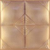Самомоднейшее искусствоо стены обшивает панелями кожаный стену Panel1012 влияния 3D для сбывания