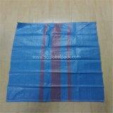 Ligne bleue sacs tissés par 50kg