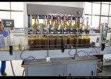 Machine de remplissage automatique de pétrole de remplir des mondes