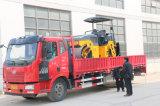 Junma plein rouleau vibrant assemblé hydraulique de pneu de 6 tonnes (JM206H)