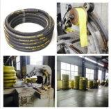 SAE100 R1at umsponnene hydraulische Gummischläuche