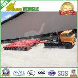 Spezieller Fahrzeug-LKW-Hochleistungsschlußteil für Transport des Geräten-100-500ton