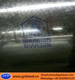 Bwg34 гальванизировало стальную катушку с логосом Bhushan