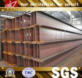 JIS 250 * 125 H Beam Steel para Construção