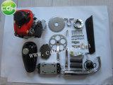 motore della bicicletta dei kit 49cc del motore del colpo 142f 4, motore di benzina motorizzato della bicicletta