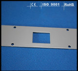 Gelochtes Aluminum Stamping Parts für Furniture Part