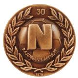 高品質レトロ3Dデザイン金貨