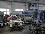 Pompe centrifuge à plusieurs étages horizontale électrique