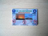 Disque du disque U de flash USB de carte mémoire du lecteur 2.0 de pouce de carte de flash USB de bâton de mémoire de clé de mémoire USB de logo d'OEM de carte de lecteur flash USB