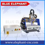 표시 만들기를 위한 탁상용 소형 3D CNC 4040 대패 기계
