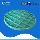 En124 Gemaakt in China paste de Groene Rooster van de Dekking van het Mangat BMC aan