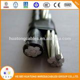 良質のアルミニウムコンダクターXLPE ABCケーブル